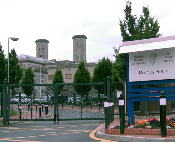 Irish Prison Service Communications